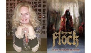 Jana Petken Interview - The Errant Flock Book