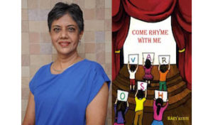 Mary Kunte Interview - Come Rhyme With Me Book