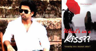 Mehul Ahire Interview - What's in a Kiss?? Book