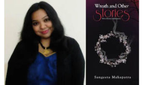 Sangeeta Mahapatra Interview - Wreath and Other Stories Book