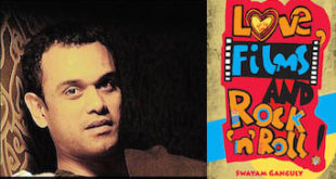 Swayam Ganguly Interview - Love, Films, Rock & Roll Book