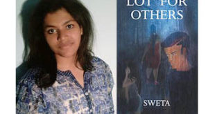 Sweta Interview - Lot For Others Book