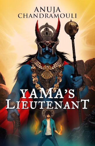 Anuja Chandramouli Interview - Yama's Lieutenant Book