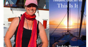 Jackie Parry Interview - This Is It: 2 hemispheres, 2 people, and 1 boat Book
