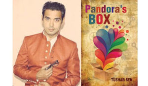 Tushar Sen Interview - Pandora's Box Book