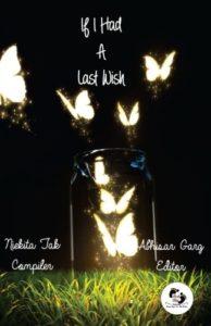 Niekita Tak Interview - If I Had A Last Wish Book