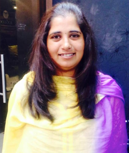 Uma Maheswari Interview - It Just Happened Book