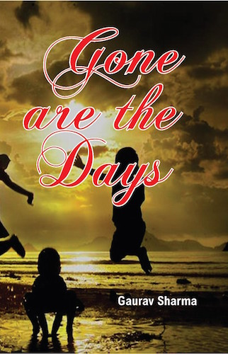 Gaurav Sharma Interview - Gone are the Days Book