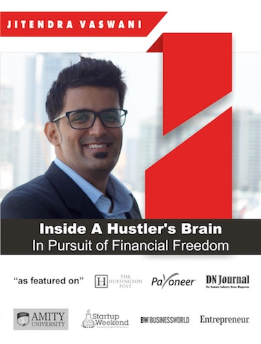 Jitendra Vaswani Interview - Inside A Hustler's Brain Book
