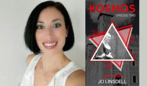 Jo Linsdell Interview - Gunpowder Book