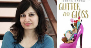 Vibha Batra Interview - Glitter and Gloss Book