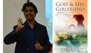 Priyank Interview - God and his girlfriend book