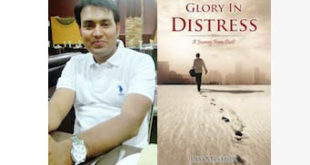 Jay Mishra Interview - Glory In Distress Book