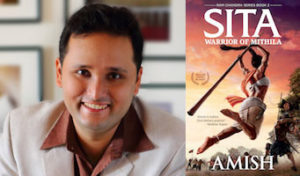 Amish Tripathi Interview - Sita - Warrior of Mithila Book