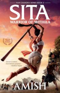 Amish Tripathi Interview - Sita - Warrior of Mithila Book