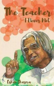 Eshan Sharma Interview - The Teacher I Never Met Book