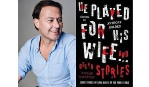 Grant Gillespie Interview - He Played For His Wife And Other Stories Book
